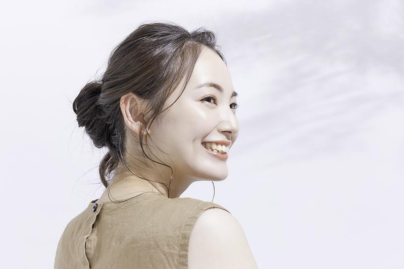 セラミック治療 歯の形、色合い